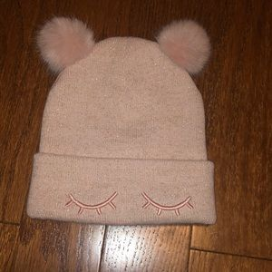 Girls winter hat